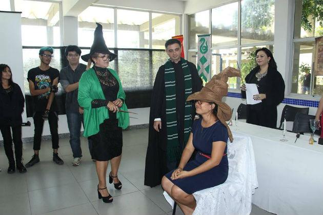 Seleção dos calouros - Cristiane Barbosa