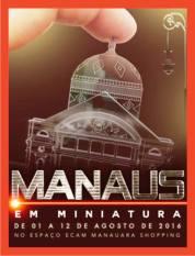 MN - MANAUS EM MINIATURA