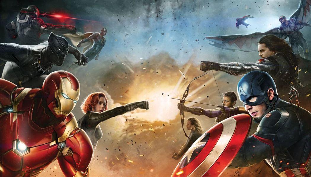 'Capitão América: Guerra Civil' ganha exibição gratuita em Manaus