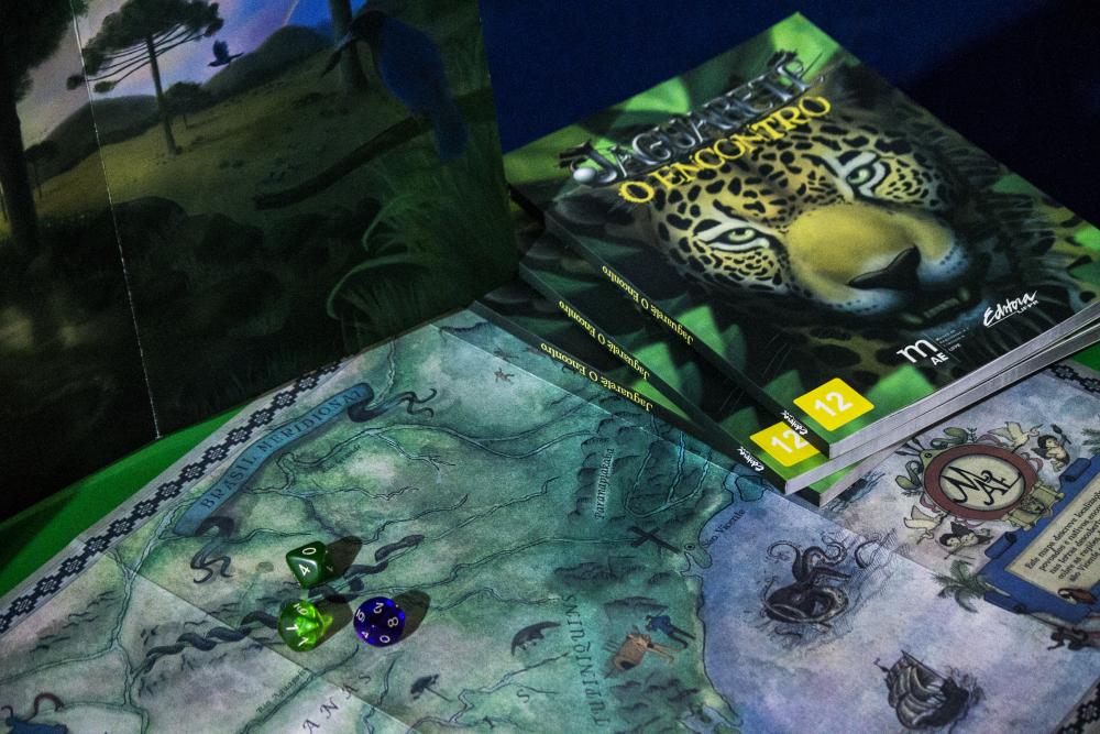 RPG inspirado na história indígena é distribuído em escolas públicas