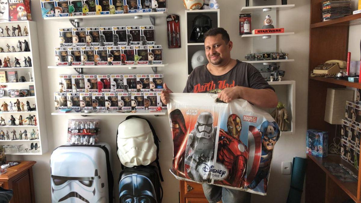 Loja em Manaus vende funkos de Star Wars a R$45 na Black Friday