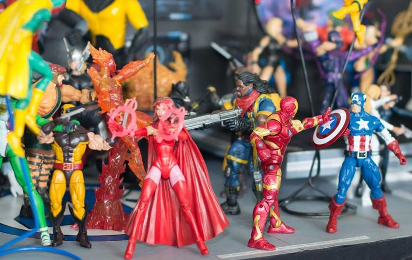 Feira de Cultura Geek volta com cosplay, games e action figures