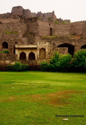 Golconda Fort_Hyderabad Tourism
