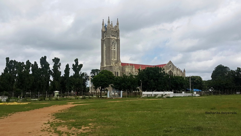 Medak Church Images_Hyderabad Road Trips