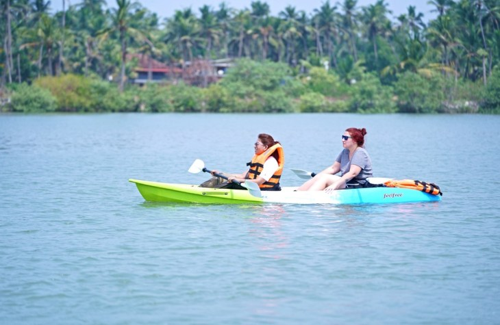 Kerala Things To Do_Water Sports_Kayaking_Kannur