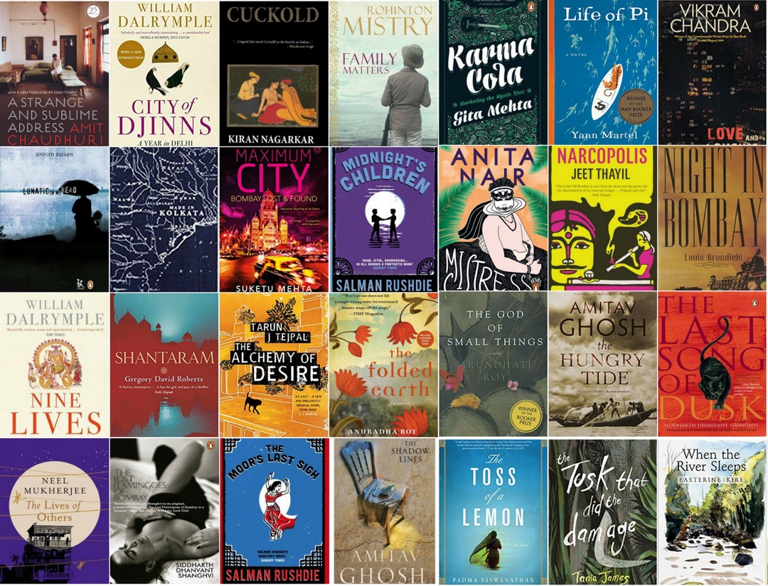 28 Interesting Books to Read Before Travelling to India