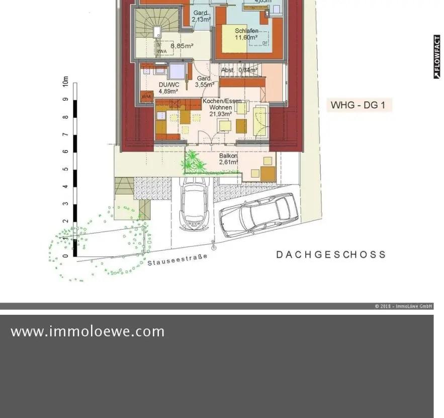 1-Zimmer Wohnung zum Verkauf, 74564 Crailsheim Mapio.net