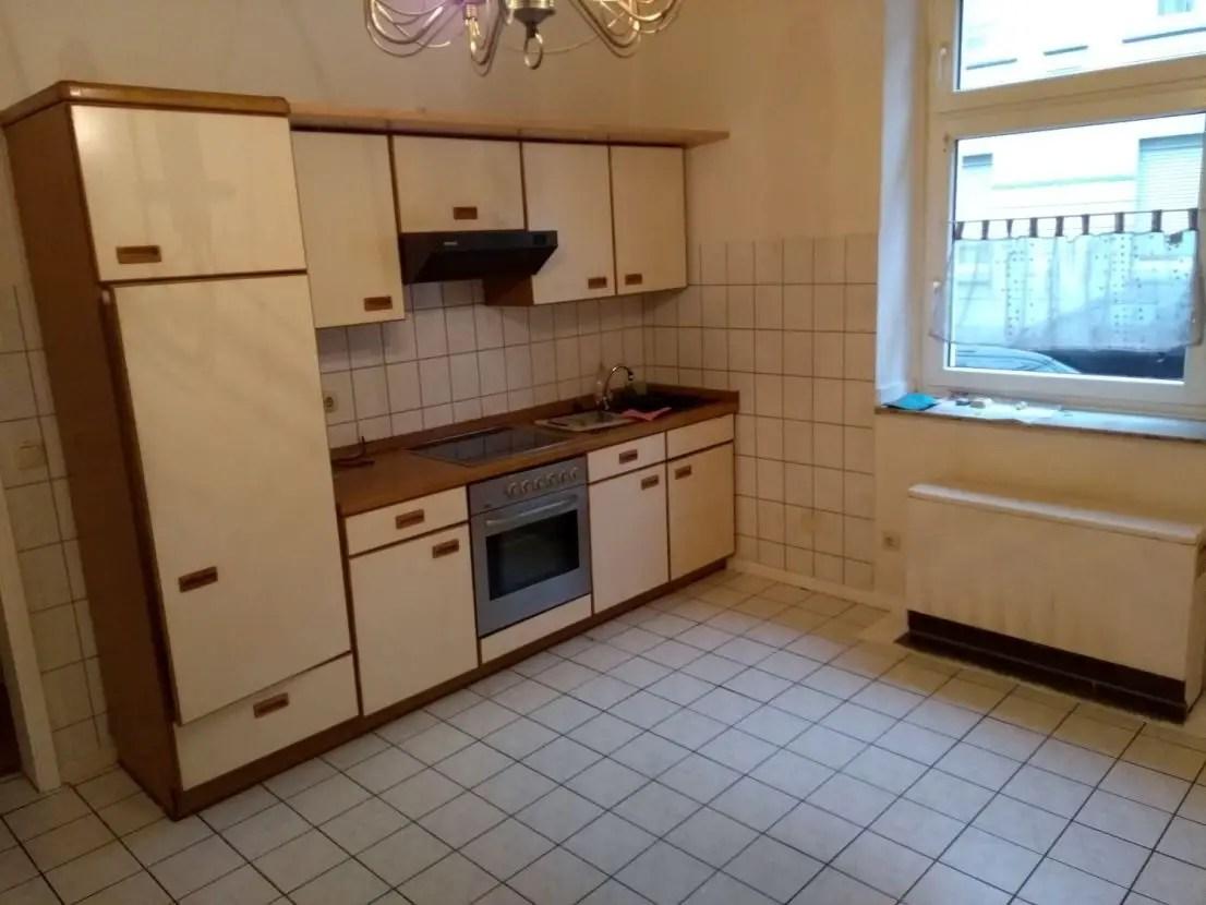 Kuche Essen Und Wohnen In Einem Raum Kuchenmeile Stop Go Raum Und