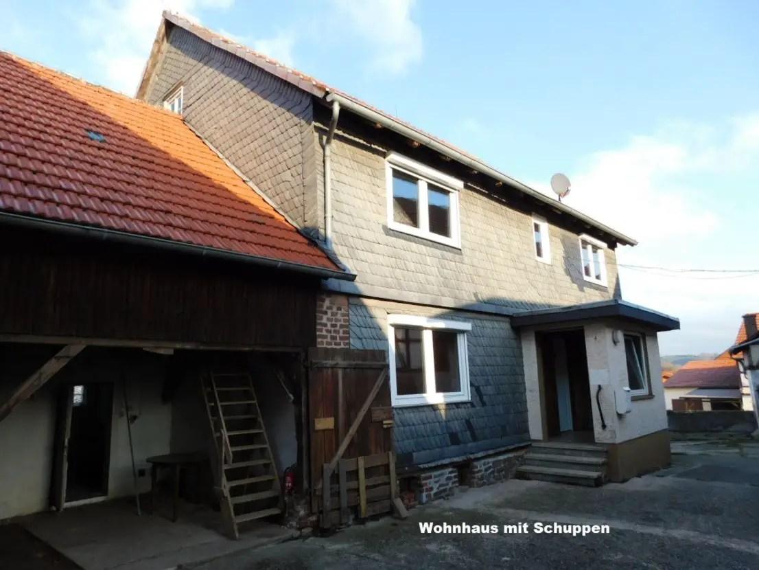 Haus Und Scheune Neuschwander Immobilier Grosszugiges 7 5