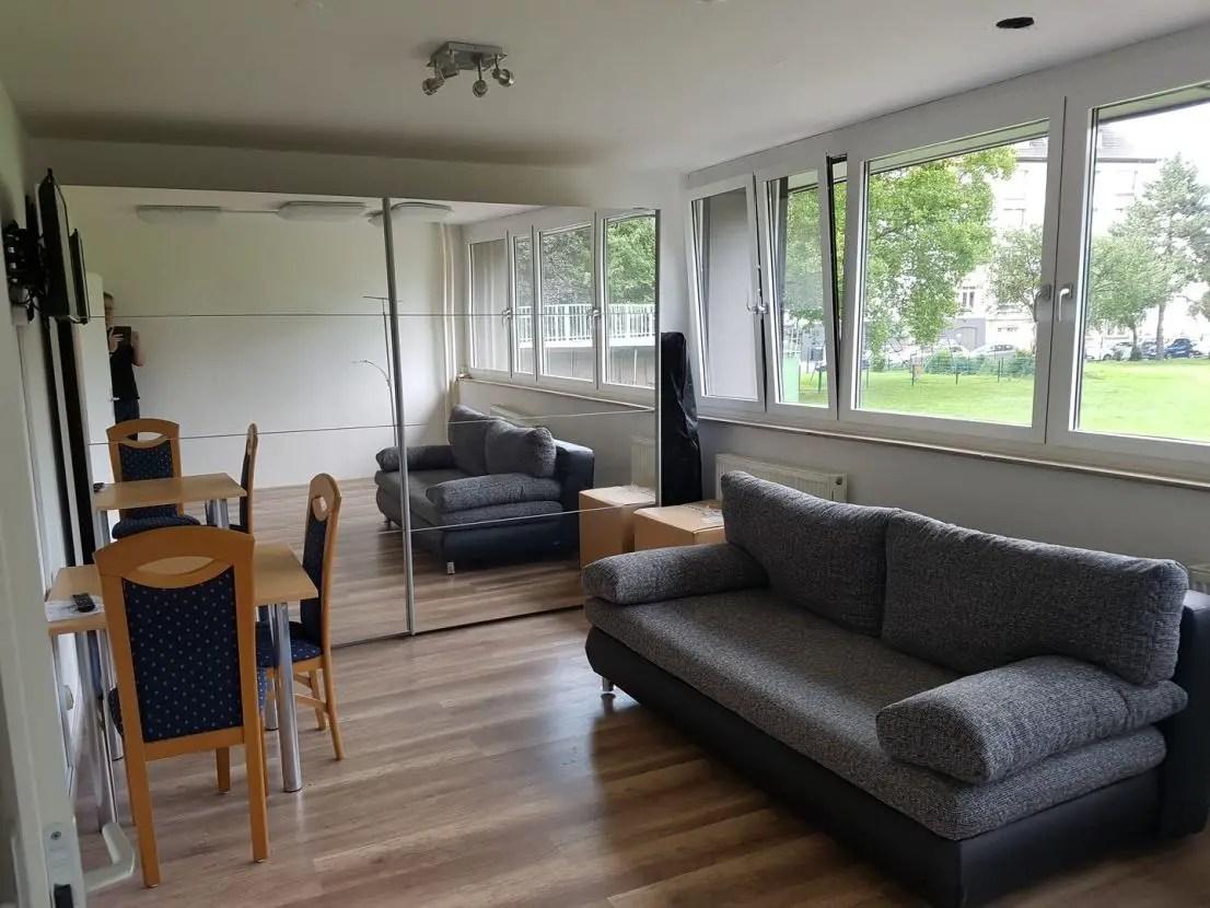 50 Qm Wohnung Einrichten | Loft Stil Und Rustikales ...