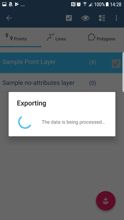 Export to PostgreSQL
