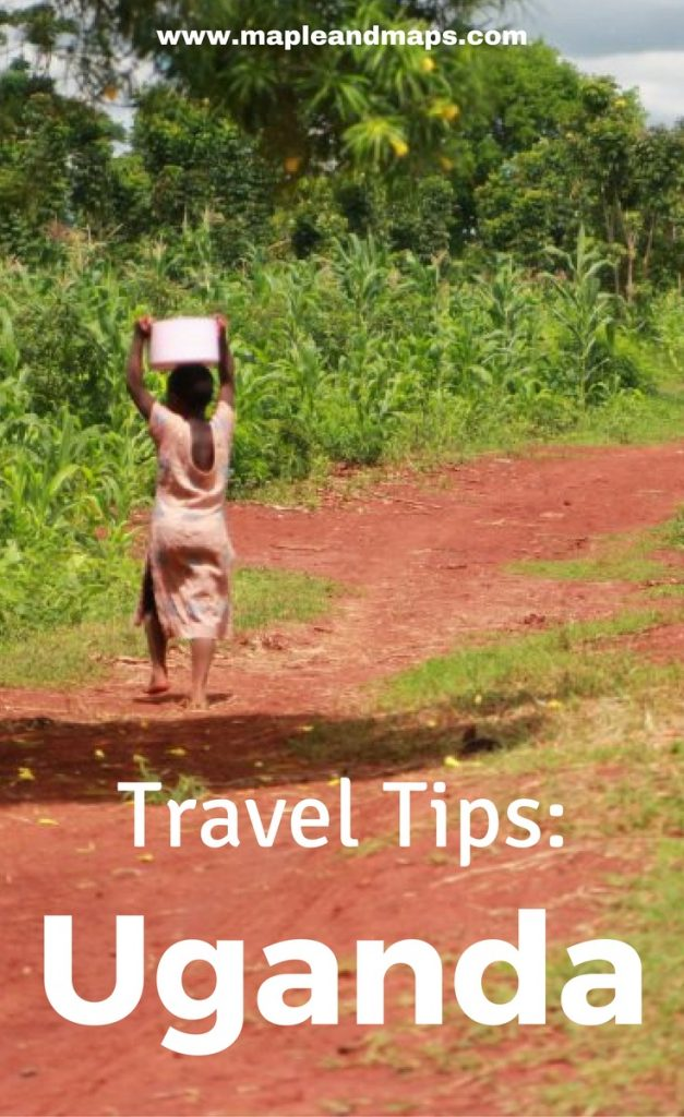What to do before visiting Uganda