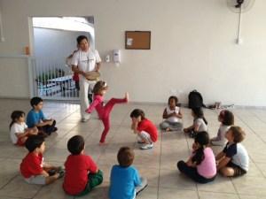 capoeira - day 4
