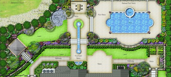 landscape design service maple