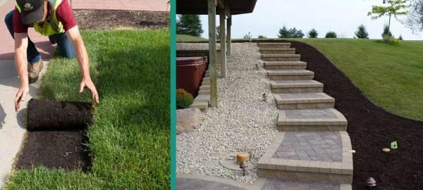 landscape installation service