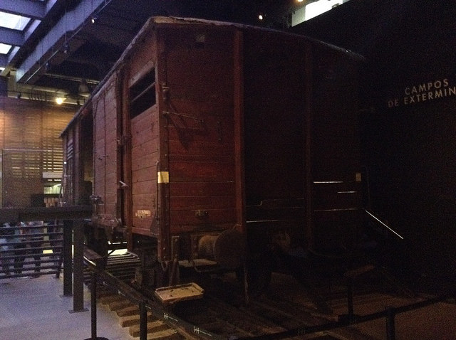 Vagn original proveniente de Polonia  Mapleforth