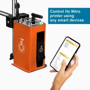 Hx Nitro thermal ink jet printer