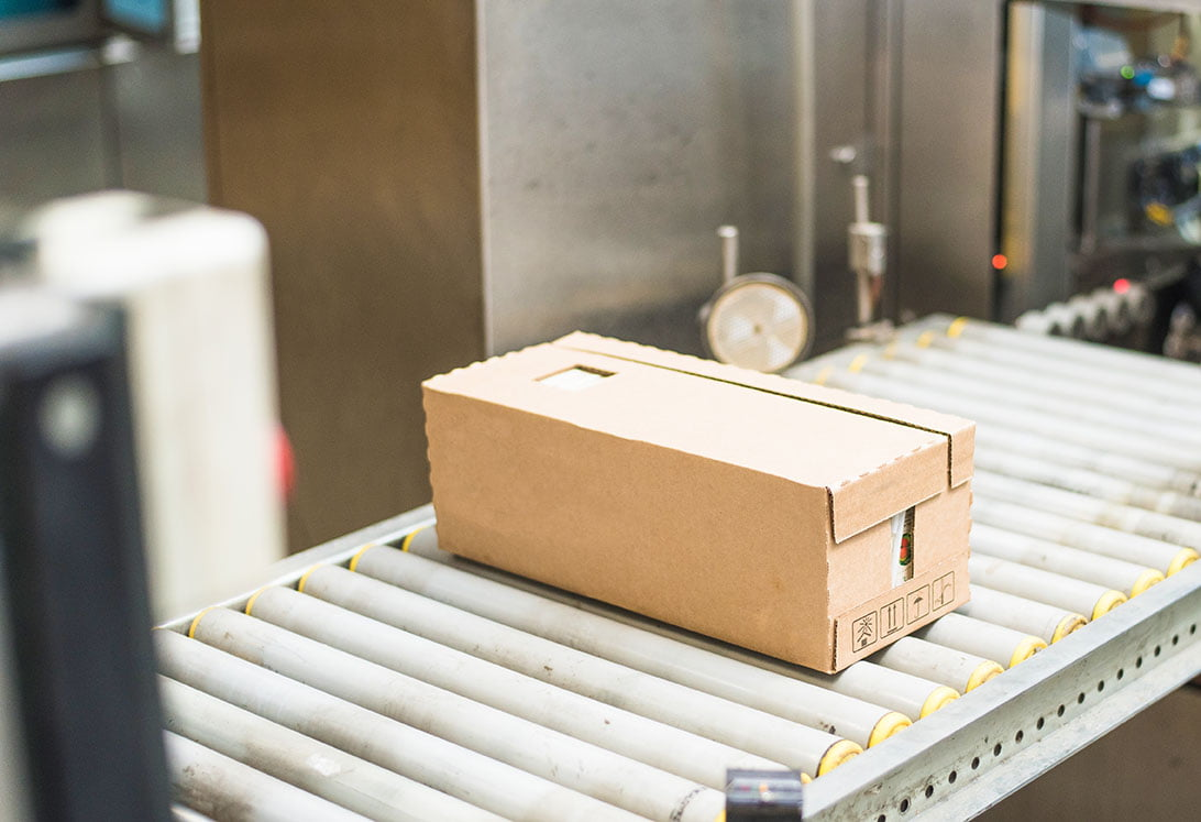 food secondary packaging coding and marking