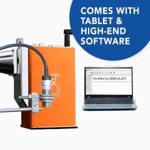 Industrial Inkjet printer for batch coding