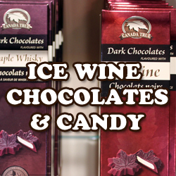 Ice Wine Chocolates and Candy