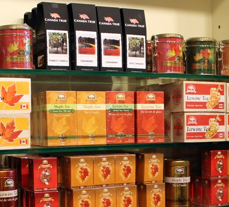 Specialty Tea and Coffee