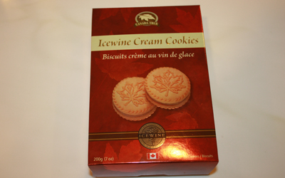 Icrewine Cream Cookies