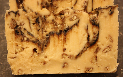 Pralines Cream Fudge