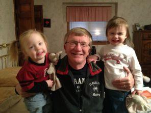 Grampy's girls