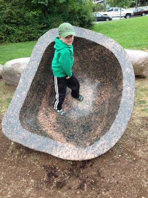 Jamie the rock climber