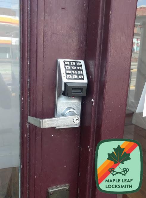 Alarm Lock PDL3500