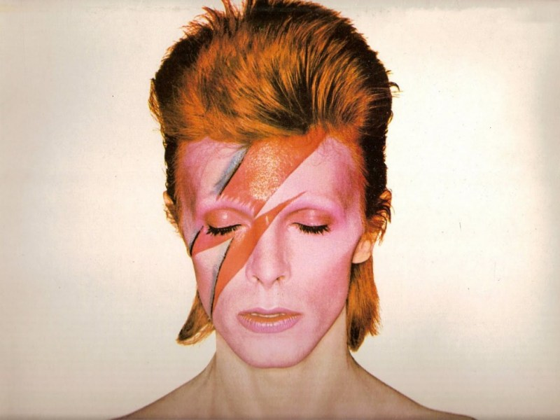 GOOD BYE DAVID BOWIE