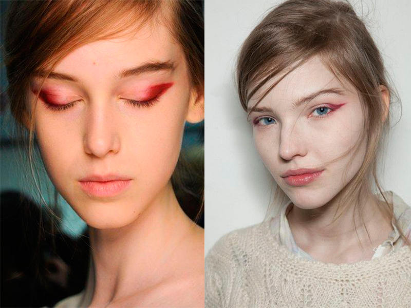 RED EYE-LINER, LA TENDENCIA DEL VERANO