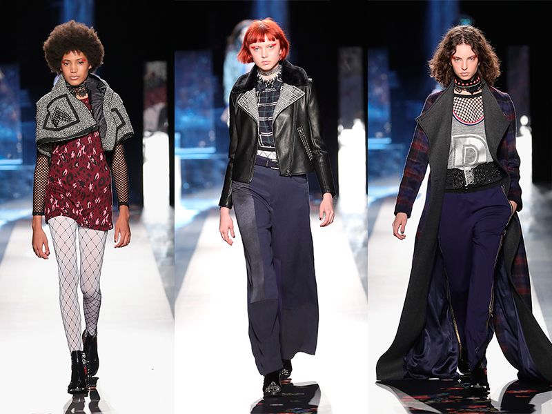 WOMAN COLLECTION AW17 x DESIGUAL