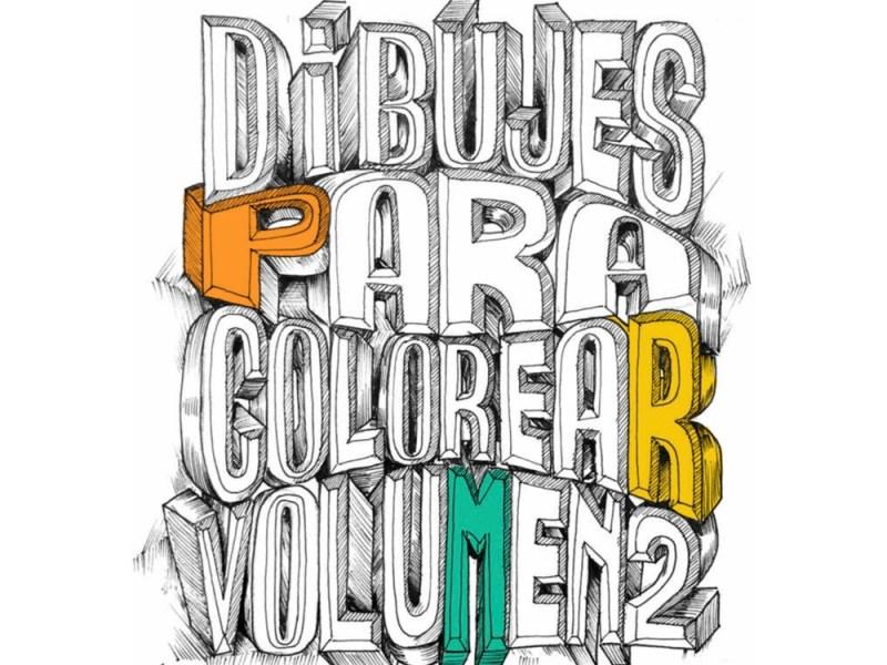 DIBUJES PARA COLOREAR VOL. 2