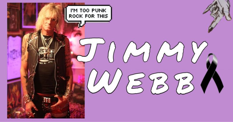 Despedida a Jimmy Webb