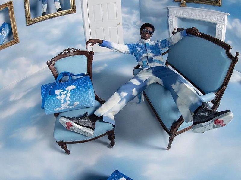 """Louis Vuitton FW20/ """"Heaven on Earth"""""""