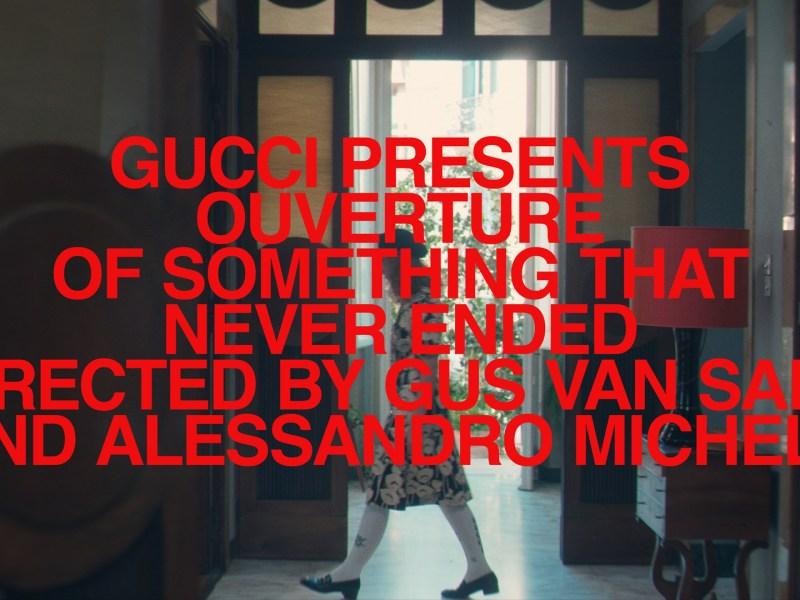 Gucci Ouverture