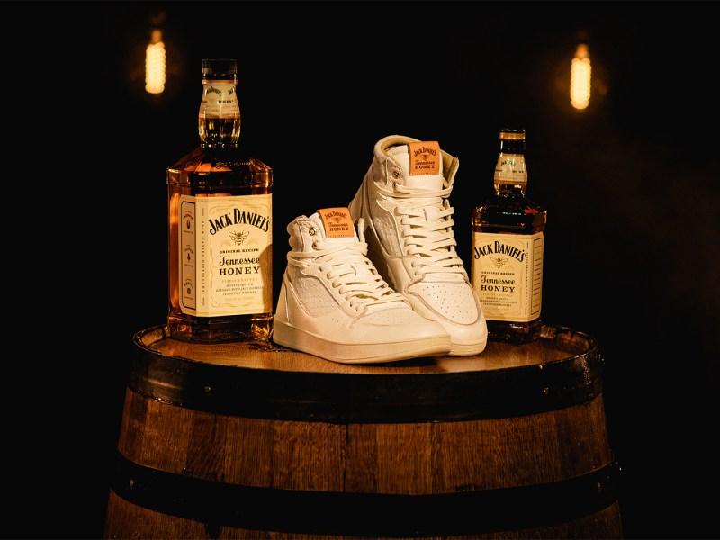 Jack Daniel's y The Shoe Surgeon revolucionan el mundo de los sneakers