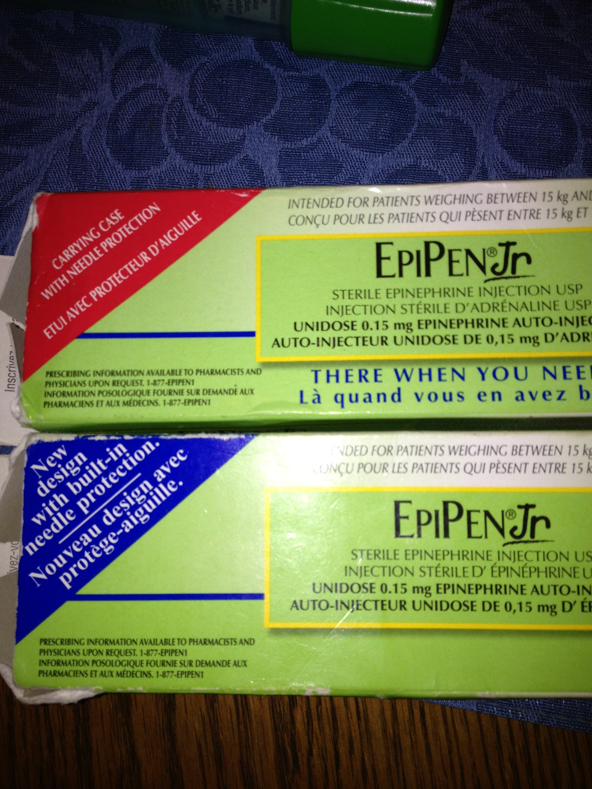 hight resolution of epipen jr coupon