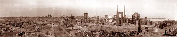 Salem after the Great Fire
