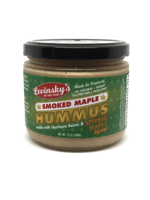 Levinsky's Smoked Maple Hummus