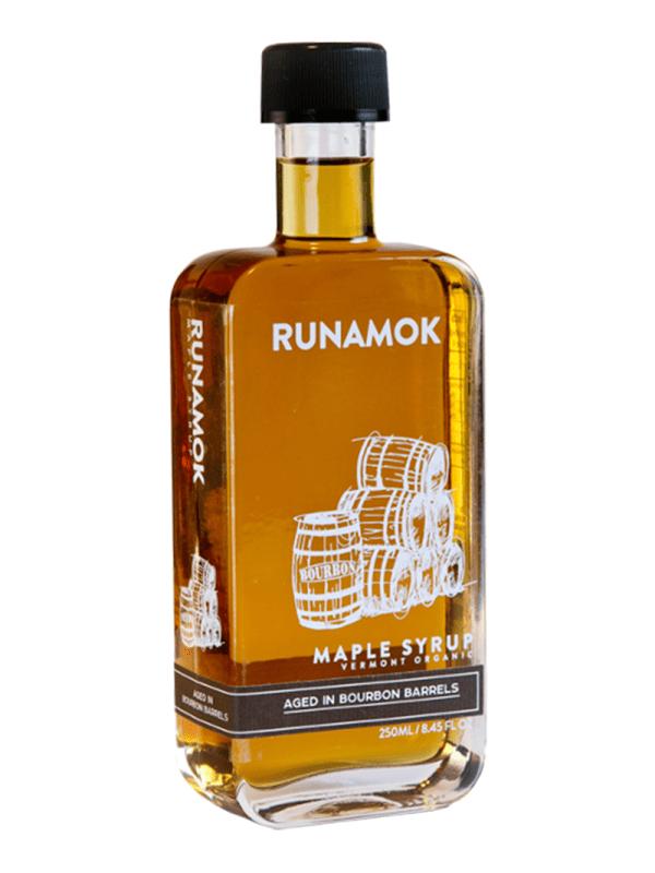 Runamok Bourbon Fass gereiftes Ahornsirup