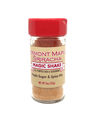 Vermont Maple Sriracha Magic Shake