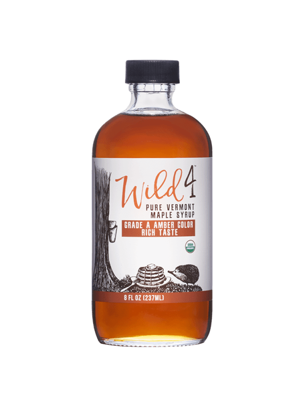 Wild4 Pure Maple Syrup