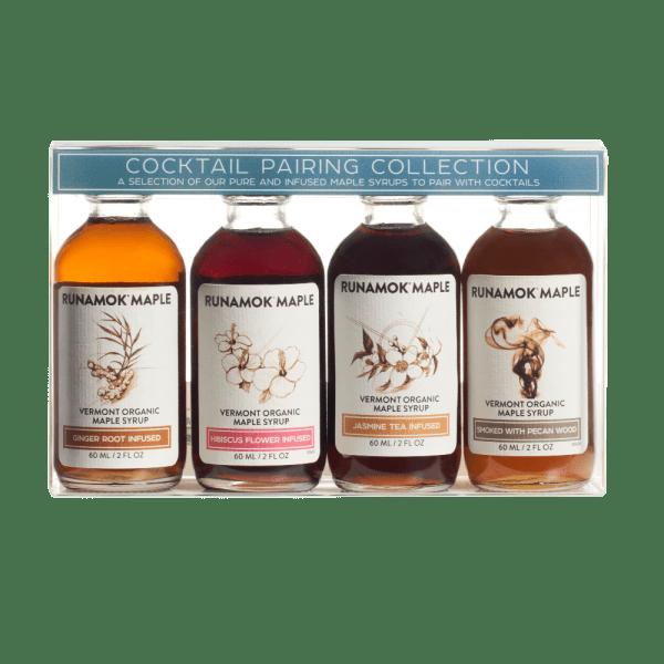 Runamok Ahornsirup Cocktail-Paarung