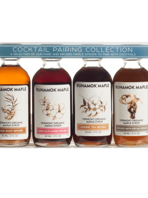 Runamok Maple Syrup Cocktail Pairing
