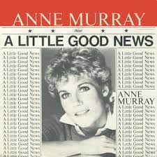 """Anne Murray Record Album Cover for """"A Little Good News Today"""""""