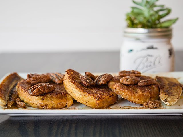 Bloom Pancakes