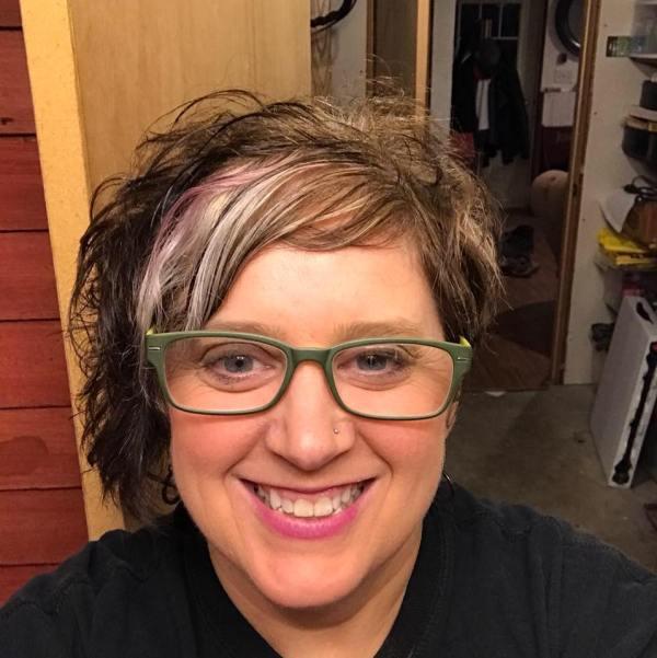Kim Johnson; Regional Sales Representative