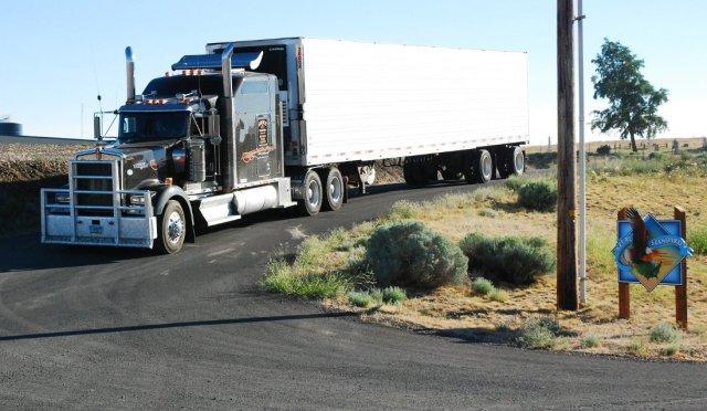 Azure Truck